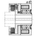 Многодисковая муфта FM160
