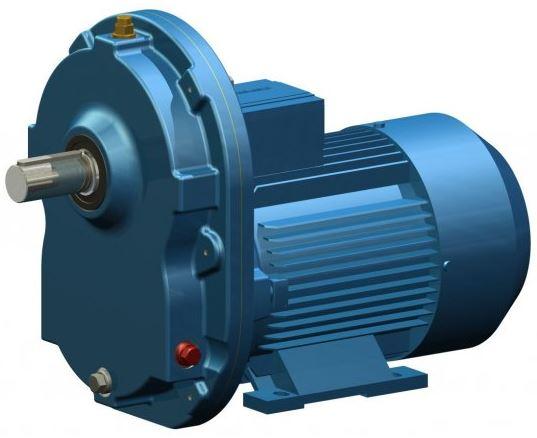 Параллельный мотор-редуктор TS 031 319