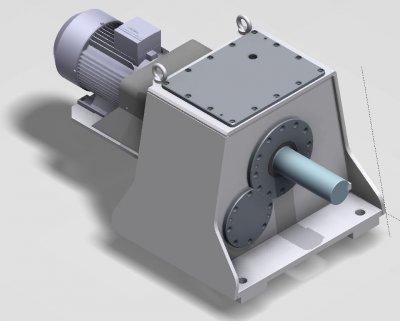 Специальный редуктор SFA 150 LK