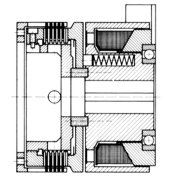 Многодисковая муфта FMOV315