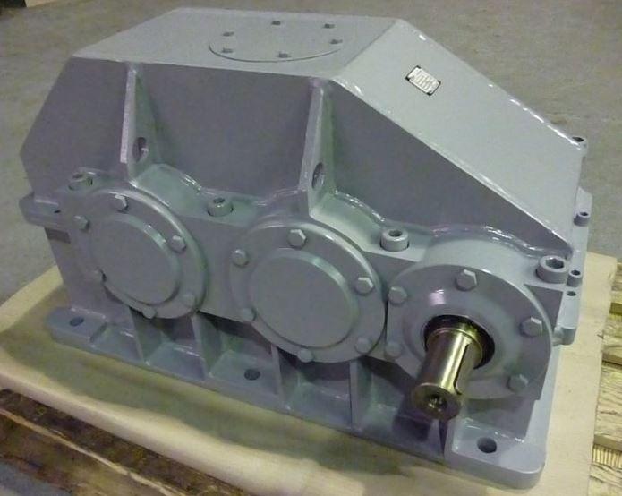 Параллельный мотор-редуктор TS 030 326